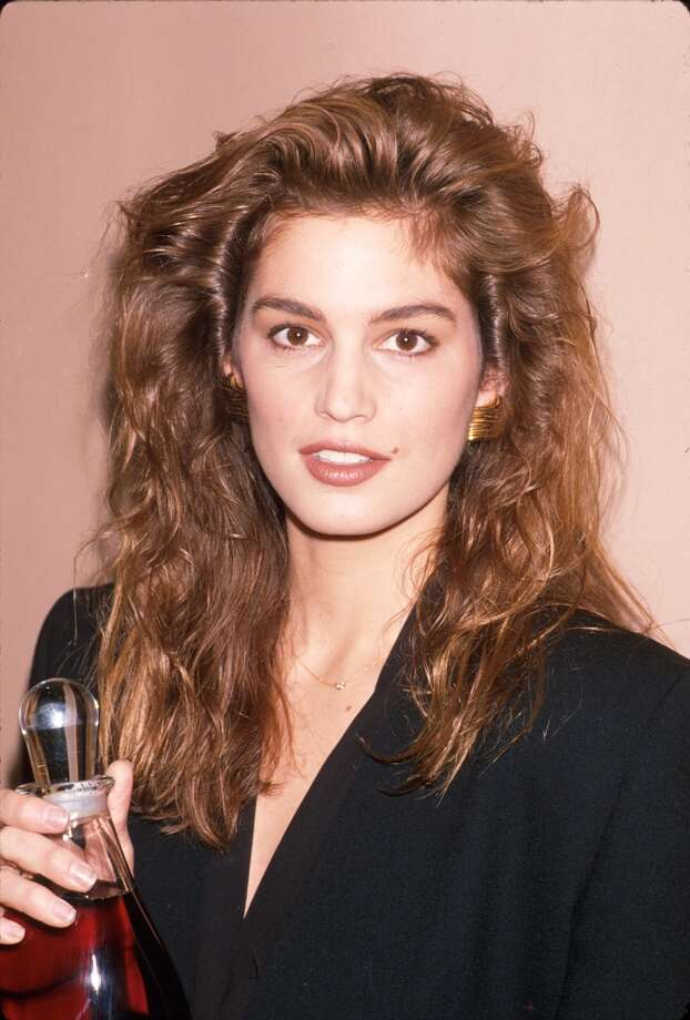 Model Cindy Crawford in 1990. Photo: Time Life Pictures, Time & Life Pictures/Getty Image