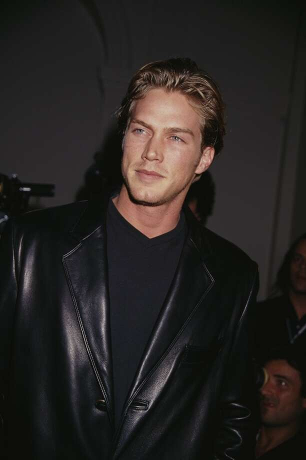 Here's Jason Lewis, male model, circa 1996. Photo: Rose Hartman, Getty Images