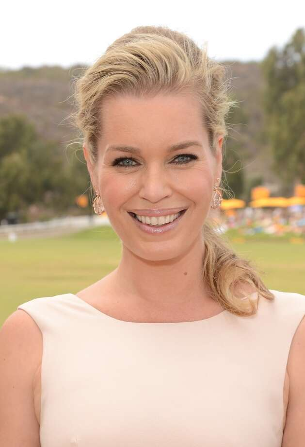 Rebecca Romijn was a top model in the '90s, hosting MTV's 'House of Style' and appearing in Sports Illustrated Swimsuit Issue. She got her big break as Mystique in the 'X-Men' movies. Photo: Jason Merritt, Getty Images