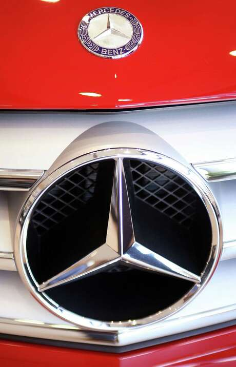 The recall affects C-Class cars from 2008-11. Photo: Scott Olson, Staff / Getty Images North America