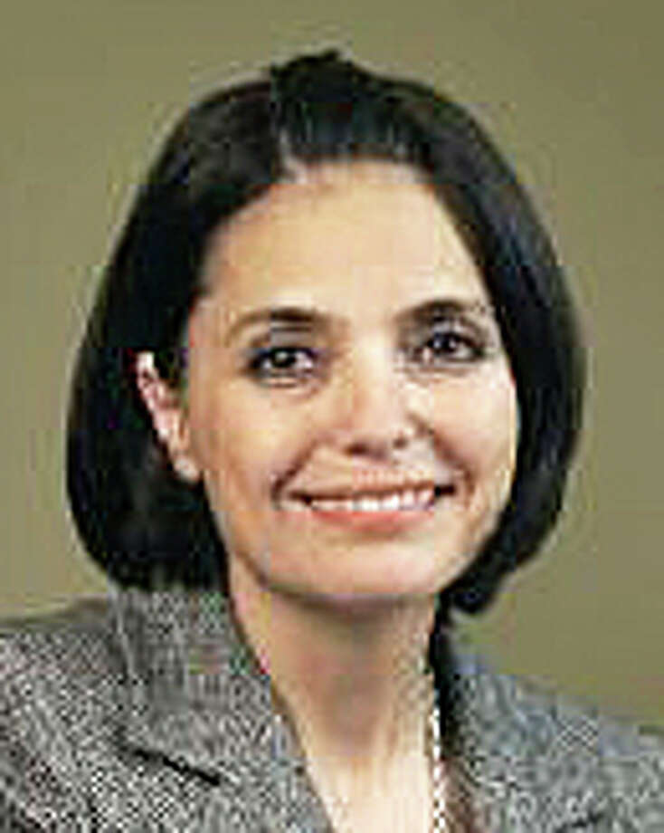 Mahnaz Mahdavi, a Smith College professor of economics, will lead a program on financial literacy at 6:30 p.m. today in the Westport Library, part of the library's Women and Finance Series. Photo: Contributed Photo / Westport News