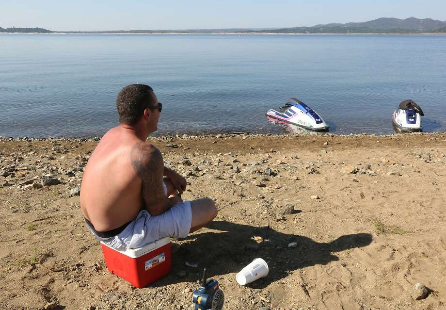 First sunburn of the season: John Howard 