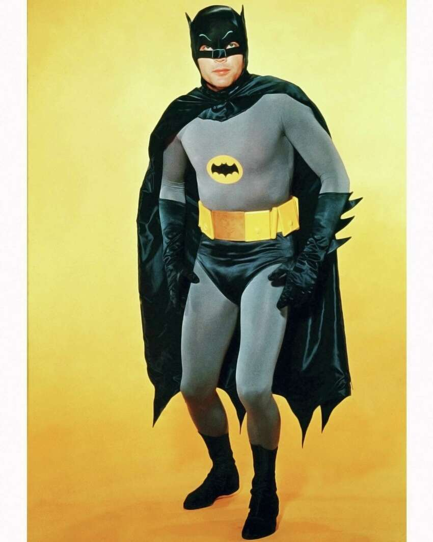 The early costume was made for the 1966