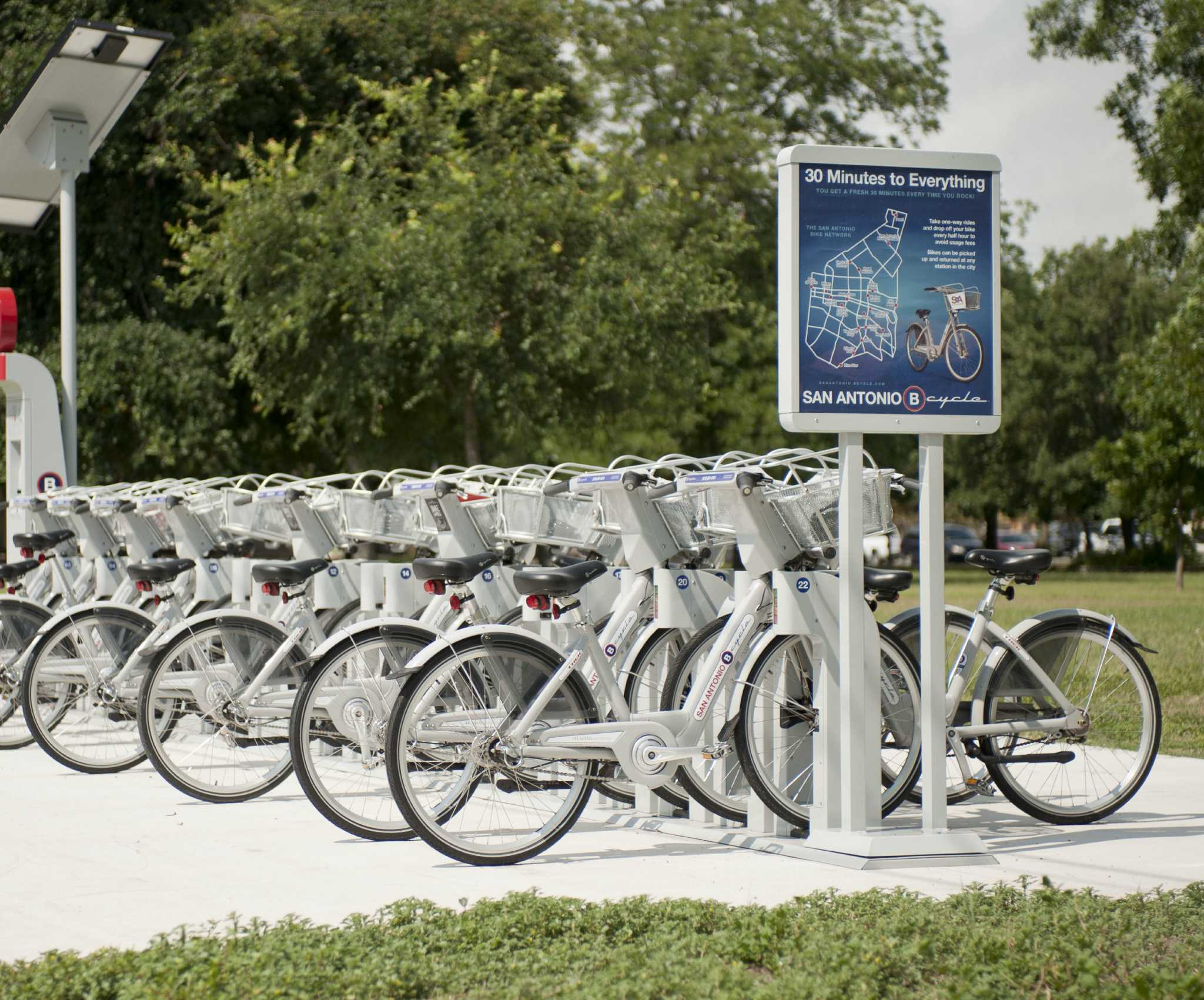 San Antonio S B Cycle Success Points To Expansion San