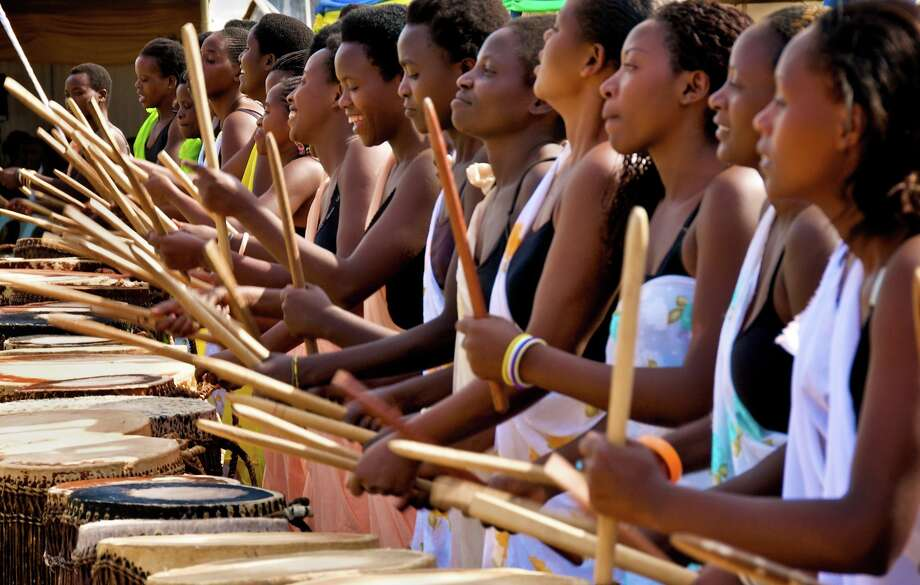 "Highlights of the First Bayou City Food & Film Festival include the Houston premiere of the award-winning documentary, ""Sweet Dreams,"" about women drummers who open the first ice cream shop in Rwanda. Photo: Courtesy University Of Houston / ONLINE_YES"