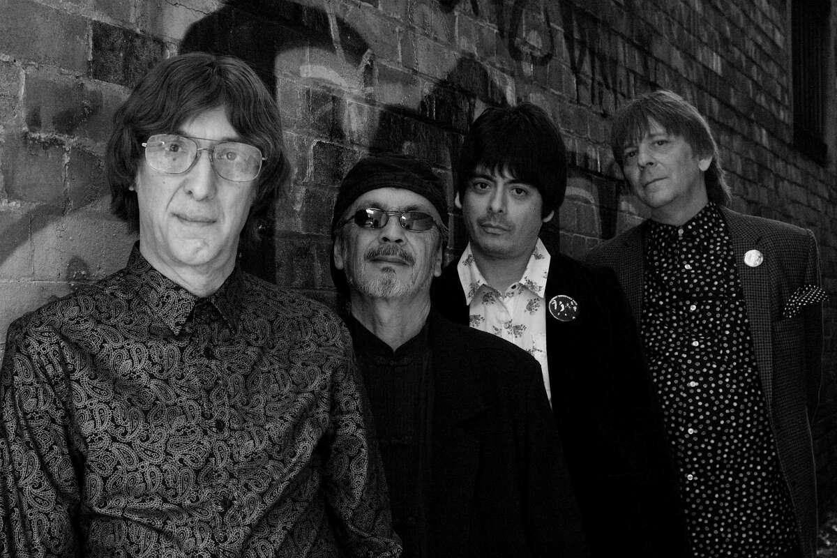rock band Flamin Groovies