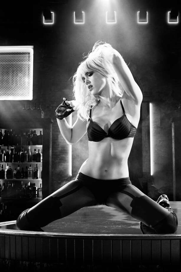 "Jessica Alba stars in ""Sin City 2: A Dame to Kill For."" Photo: The Weinstein Company / San Antonio Express-News"