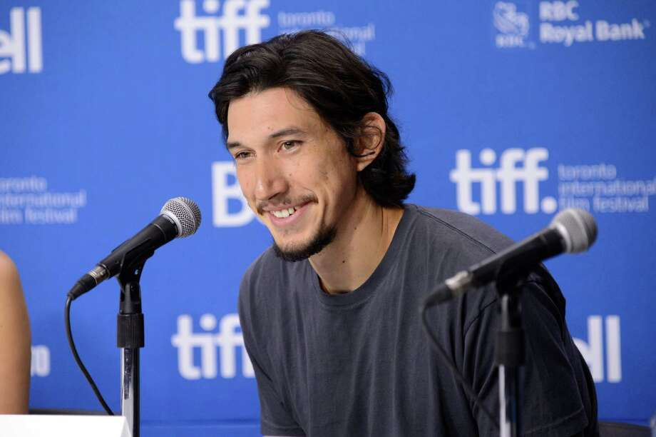 Adam Driver will star in Star Wars: Episode VII Photo: Evan Agostini, INVL / Invision