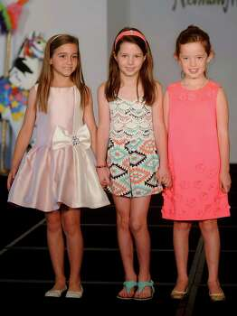 Kids rock the runway for houston symphony houston chronicle