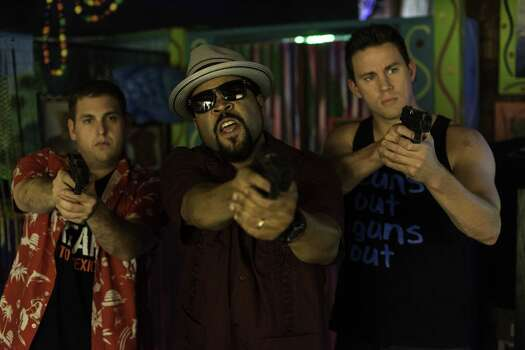 """""""22 Jump Street.""""IMDb: 7.9/10Rotten Tomatoes: 85 percentReview by Mick LaSalle: '22 Jump Street' is laugh-out-loud funny""""22 Jump Street"""" is exactly what comedy is today. It's coarse, free-flowing and playful. People talk the way they talk in real life. It has no sentiment of any kind and no phony uplift. No one becomes a better person for having watched it. It's made with an awareness of the past, so you get subtle riffs on genre clichés from earlier comedies. And it's really funny, not """"heh-heh"""" funny, but laugh-out-loud funny, virtually scene by scene. Photo: HANDOUT, McClatchy-Tribune News Service / MCT"""