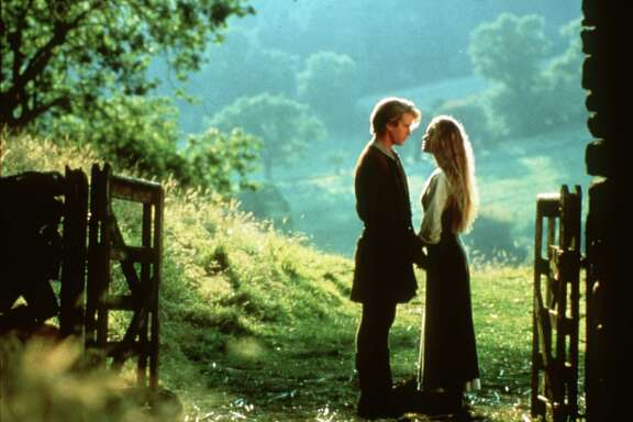 Traditional flirt 'Princess Bride': Cary Elwes moves heaven and earth to save Robin Wright — his true love Princess Buttercup. You're one if: You think the woman should be the damsel in distress.