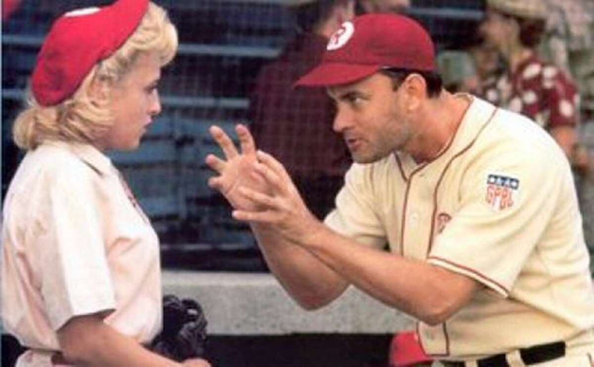 """3. """"A League of Their Own"""" Expires: July 1 from NetflixWhen the men are called away to war, lady ballplayers prove that their place is at home plate, note at home."""