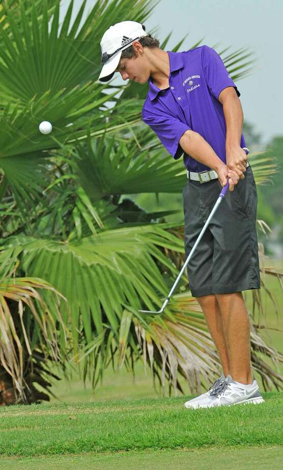 Port Neches-Groves golfer Braden Bailey has been named a finalist for the boys player of the year award for the 2014 Babe Didrikson Zaharias Junior Golfer of the Year Awards. Enterprise file photo Photo: Dave Ryan
