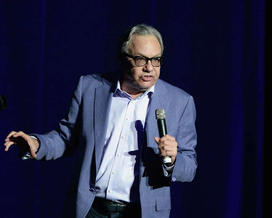 Comedian Lewis Black will perform Jan. 20 and 21 at Seattle's Moore Theater, bringing his particular brand of social and political criticism-turned-comedy to the Emerald City. Keep clicking for some fun factoids about Black's career. Photo: Michael Schwartz, Getty / 2014 Michael Schwartz