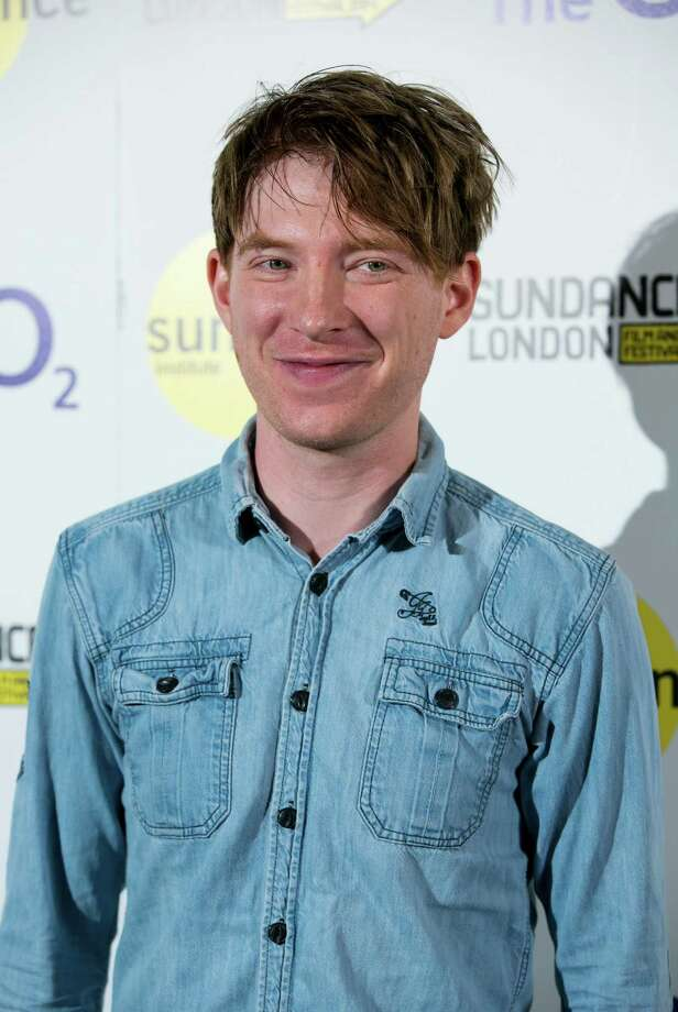 """FILE - In this April 25, 2014 file photo, Irish actor Domhnall Gleeson arrives for the 'Frank' premiere at the Sundance Film Festival in London. The cast of """"Star Wars: Episode VII"""" was announced Tuesday, Aril 29, 2014, on the official """"Star Wars"""" website by Lucasfilm. Actors Adam Driver, Oscar Isaac, Max von Sydow, John Boyega, Daisy Ridley and Gleeson will be joining the cast. (Photo by John Phillips/Invision/AP Images, File) ORG XMIT: NY123 Photo: John Phillips / Invision"""
