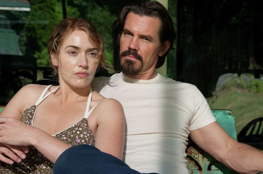 "This image released by Paramount Pictures shows Kate Winslet, left, Josh Brolin in a scene from ""Labor Day."" (AP Photo/Paramount Pictures, Dale Robinette)  ORG XMIT: NYET128 Photo: Dale Robinette / Paramount Pictures"