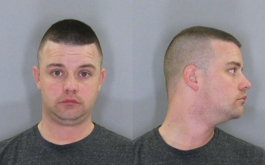 Gregory M. McMullen, 31, former State Trooper, mugshot. (Bethlehem Police Department)