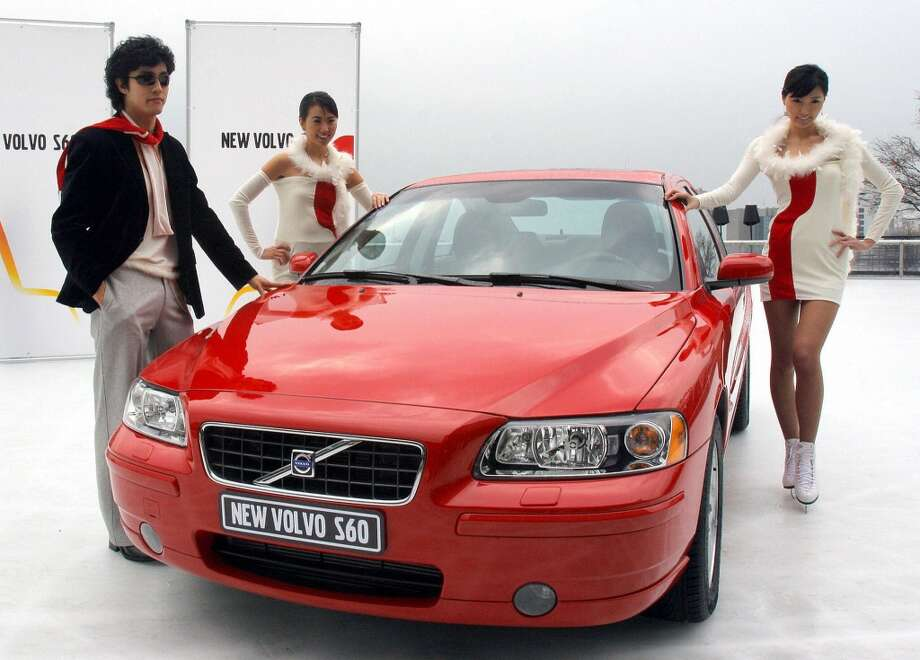 10. The 2005 Volvo S60Estimated 19/27 MPG8.3/10 Consumer ratingSource: Kelley Blue Book Photo: JUNG YEON-JE, AFP/Getty Images