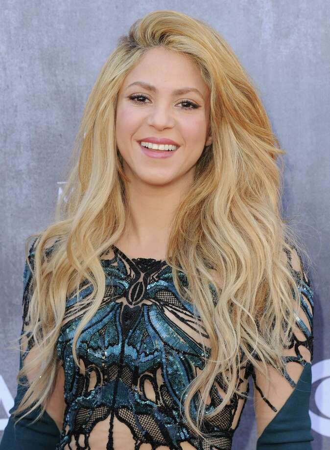 Shakira  It's vital to keep longer hair—especially when it's color-treated—in good shape. That starts with a healthy diet including plenty of vitamins, omega-3 fatty acids, and enough water, according to Barbosa. A trim every six weeks or so will get rid of any split ends. Photo: Jon Kopaloff, Getty Images / 2014 Jon Kopaloff