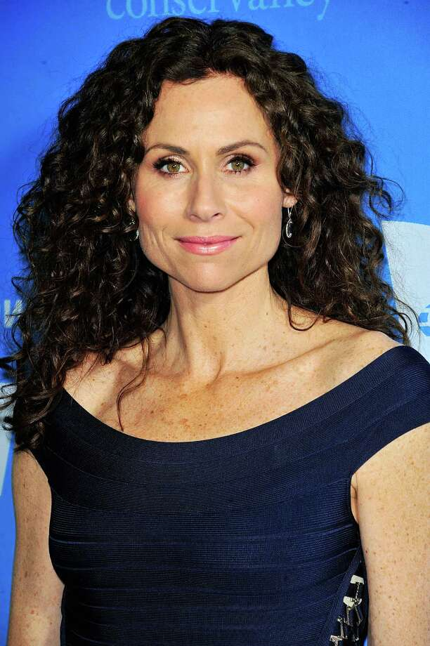 "Minnie Driver  ""Minnie's style not only works because she is embracing her texture, but also because of her square face shape,"" says Barbosa. ""For curly hair, ask for a point cut [in which pieces of hair are cut vertically], and if the stylist doesn't know that technique, keep looking—it's worth the wait for a curly-haired woman."" Photo: Chance Yeh, Getty Images / 2014 Chance Yeh"