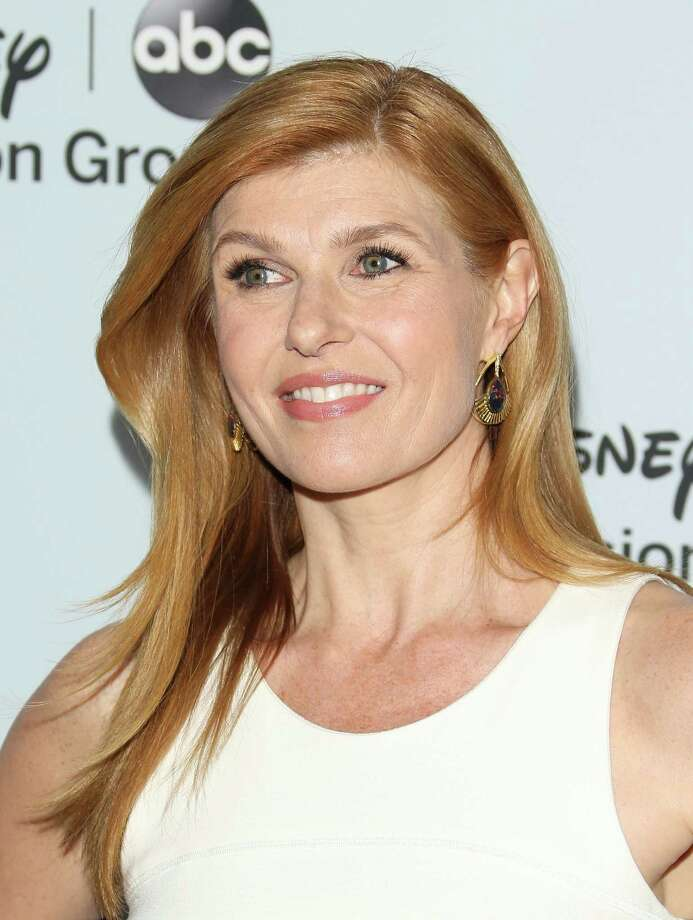 """Connie Britton""""Connie's style shows off all the tonal subtleties in her hair because it lies straight and shiny,"""" says celebrity hairstylist Frank Barbosa of IT&LY Hairfashion. Embracing her natural texture with just a little added volume creates an instantly glamorous look.Read: The grown-up way to wear nail art Photo: JB Lacroix, Getty Images / 2014 JB Lacroix"""