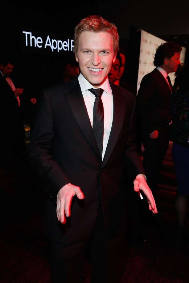 Journalist Ronan Farrow attends the TIME 100 Gala, TIME's 100 most influential people in the world, at Jazz at Lincoln Center on April 29, 2014 in New York City. Photo: Jemal Countess, Getty Images For TIME