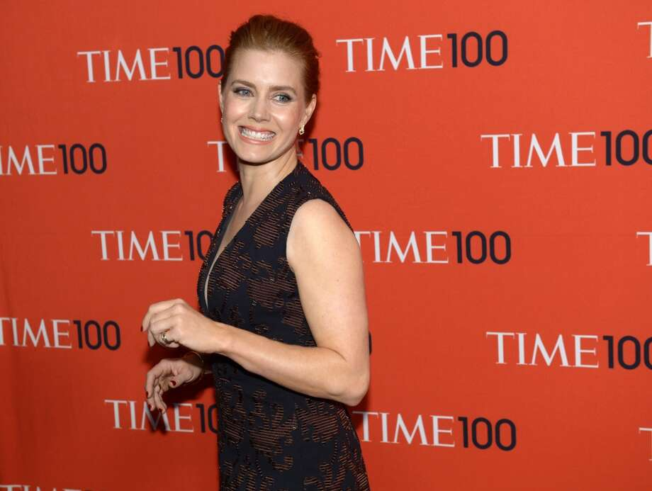 Amy Adams attends the Time 100 Gala celebrating the Time 100 issue of the Most Influential People In The World at Jazz at Lincoln Center on April 29, 2014 in New York. Photo: TIMOTHY A. CLARY, AFP/Getty Images