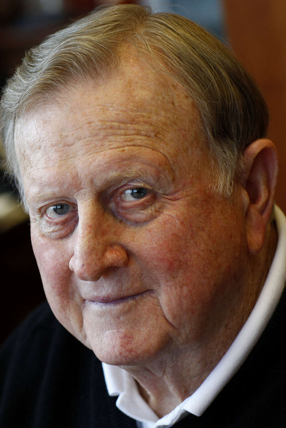 Red McCombs is a San Antonio businessman and has lived in the Alamo City since 1957.