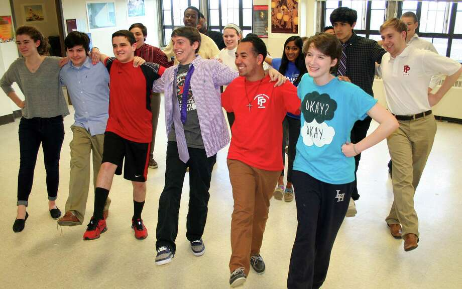 """The Prep Players of Fairfield College Preparatory School will perform a theatrical version of Charles Dickens' unfinished """"The Mystery of Edwin Drood,"""" at 8 p.m. Friday at the Quick Center for the Arts on the Fairfield University campus. Find out more.  Photo: Contributed Photo / Fairfield Citizen"""