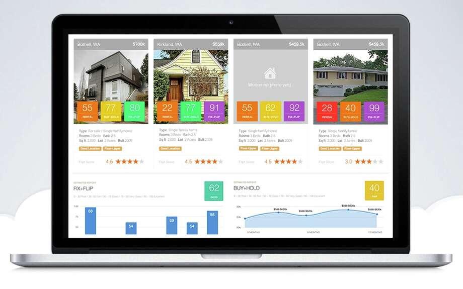 A screenshot of the Flipt website. Photo: Flipt