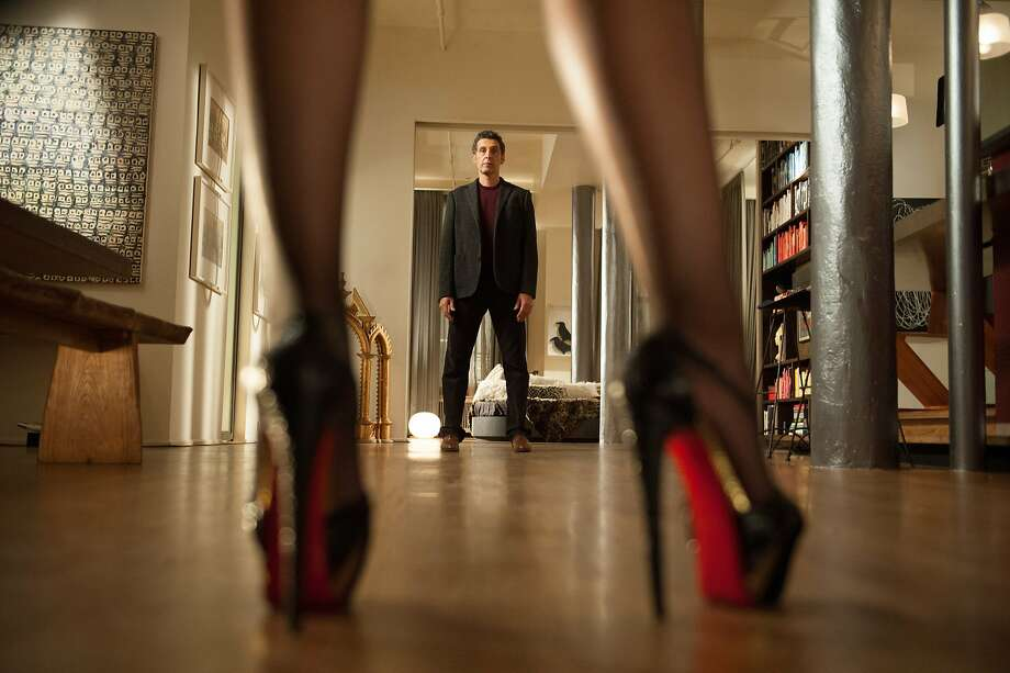 John Turturro as Fioravante is paid to have joyless sex with desperate women like Sofia Vergara, who apparently can't find non-fee-based companionship. Photo: Jojo Whilden, Millennium Entertainment