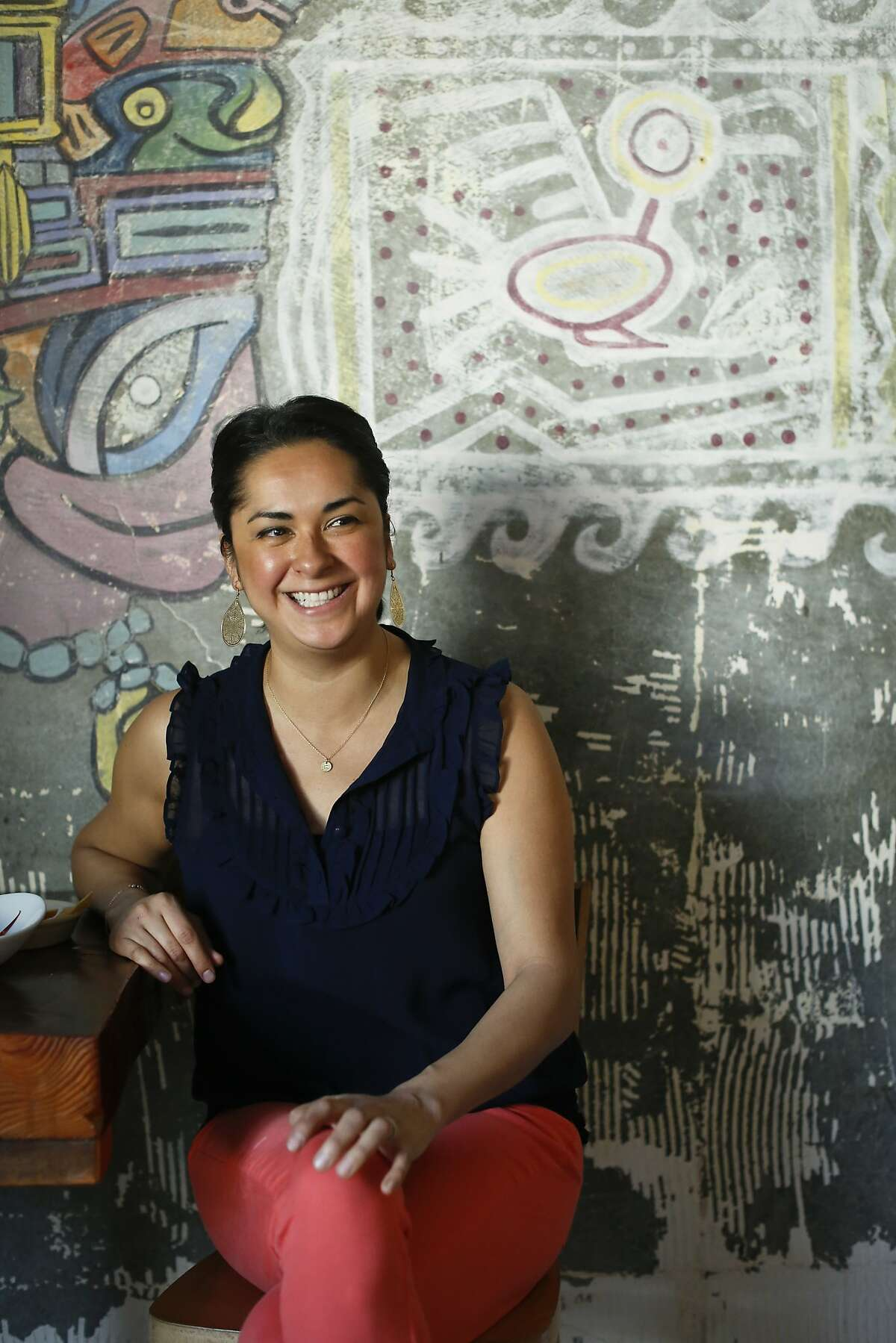 Silvia McCollow, chef/owner of Nido in Oakland, recalls growing up in Mexico and family eating adventures on road trips.