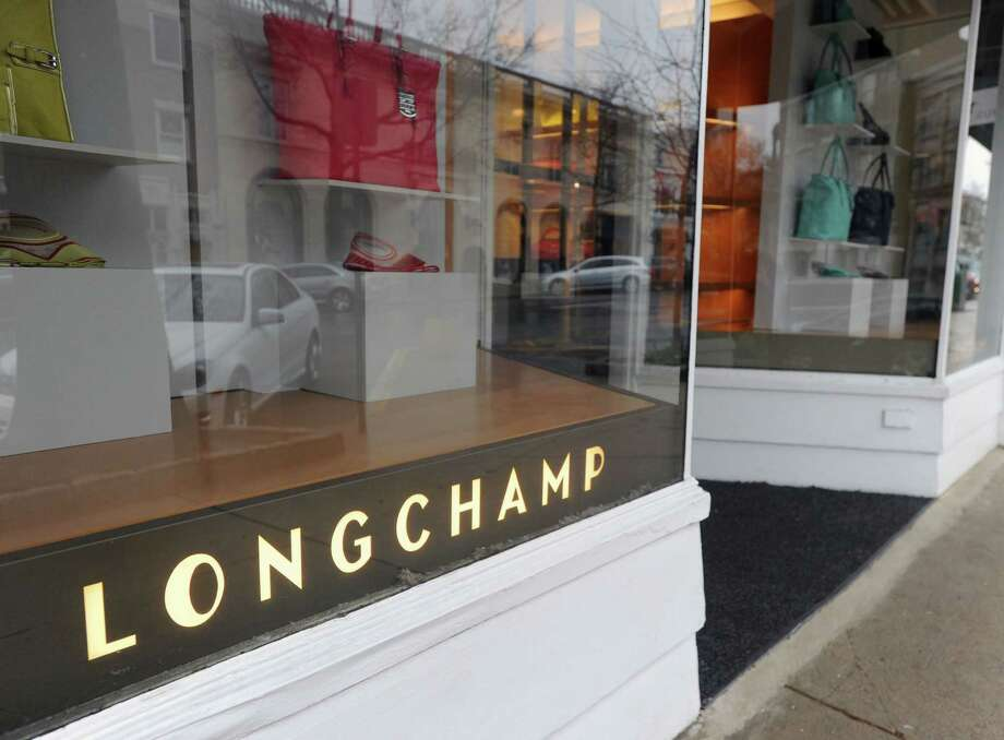The Longchamp store on Greenwich Avenue, Wednesday, April 30, 2014.  The vacancy rate on Greenwich Avenue is the lowest  since the 2008 financial crisis with Longchamp rival Louis Vuitton being among the multiple of European fashion houses who are scouting out real estate on the same block. Photo: Bob Luckey / Greenwich Time
