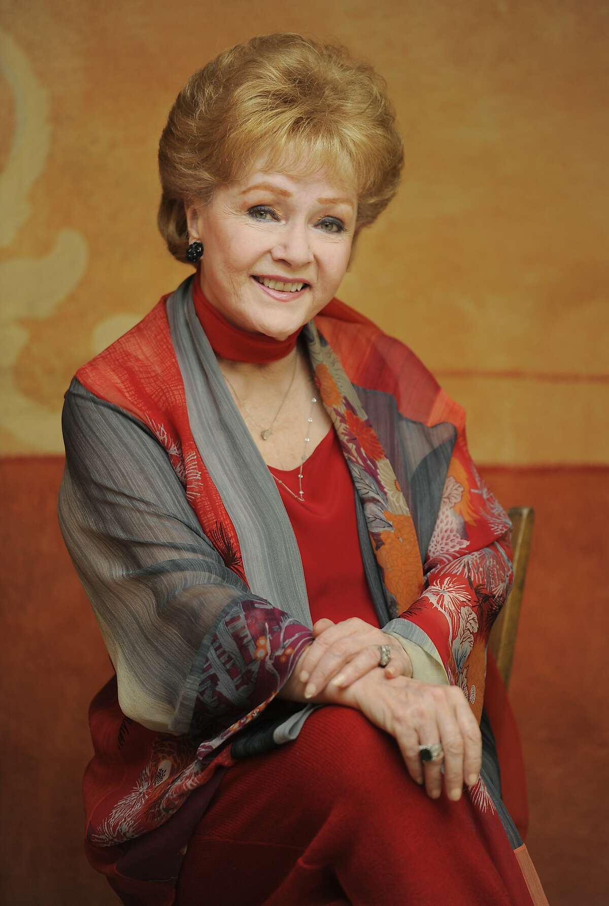 In this Tuesday, May 21, 2013 photo, Debbie Reynolds, a cast member in the film