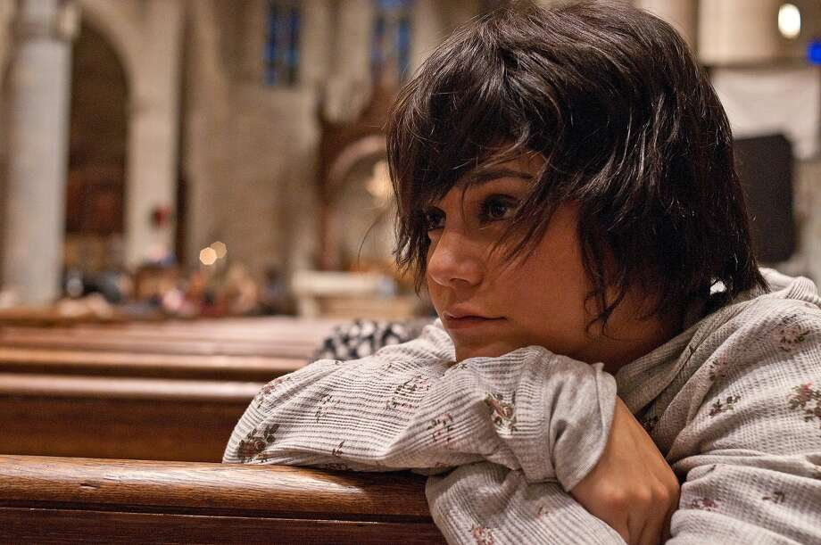 """This image released by Roadside Attractions shows Vanessa Hudgens in a scene from """"Gimme Shelter."""" (AP Photo/Roadside Attractions) Photo: Associated Press"""