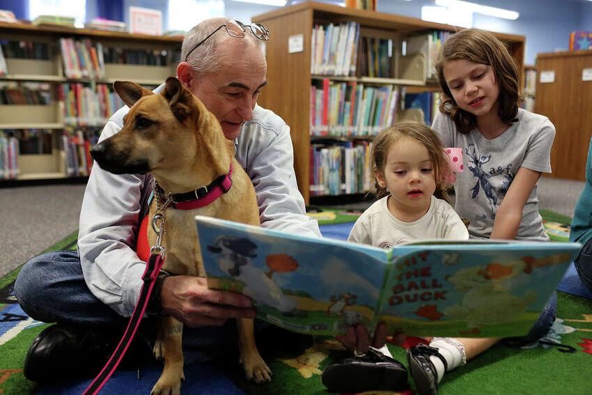 San Antonio Public Library Brook Hollow Branch (All branches have access) 530 Heimer San Antonio, TX 78232
