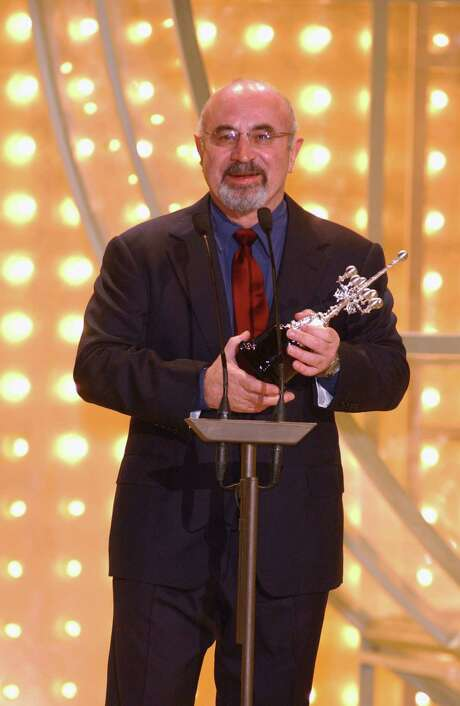 """Actor Bob Hoskins received many awards and was nominated for an Oscar for his role in """"Mona Lisa."""" Photo: Carlos Alvarez, Stringer / 2002 Getty Images 2002 Getty Images"""