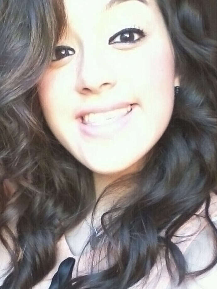 Leslie Avalos, 16, was in the 4000 block of Southeast Loop 410 when she slowed and was hit, police said.
