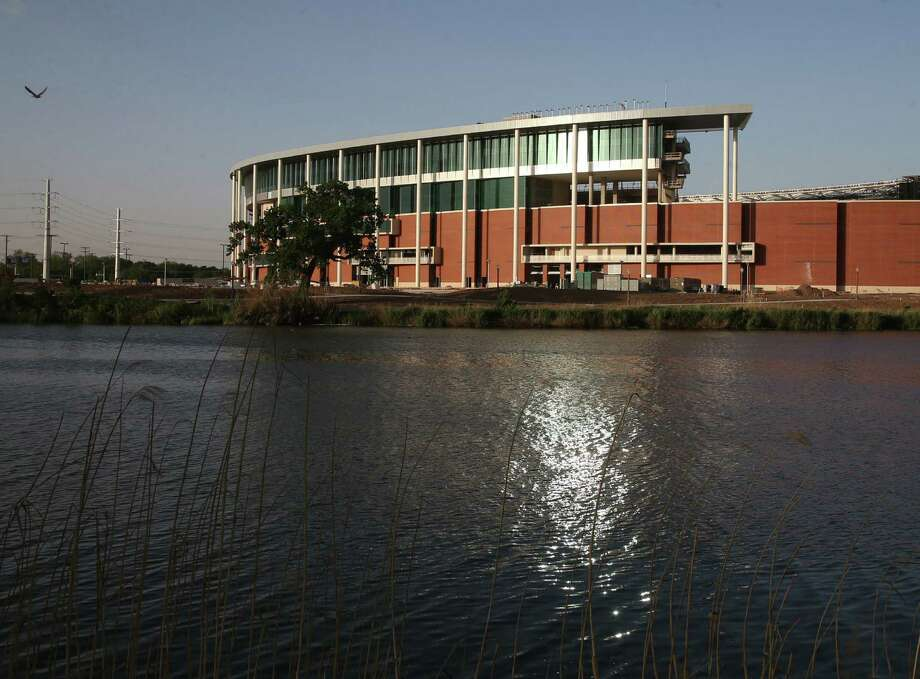 Baylor's $260 million McLane Stadium along the banks of the Brazos River will host the season opener Aug. 31 against SMU. Photo: Rod Aydelotte / Associated Press / Waco Tribune Herald