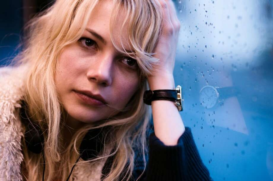 "Michelle Williams stars in, ""Blue Valentine."" Magnificently acted, this is a brilliant relationship drama, but watch it on the ground. Photo: Davi Russo, The Weinstein Co."