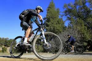 Coe State Park offers Bay Area's best mountain biking - Photo