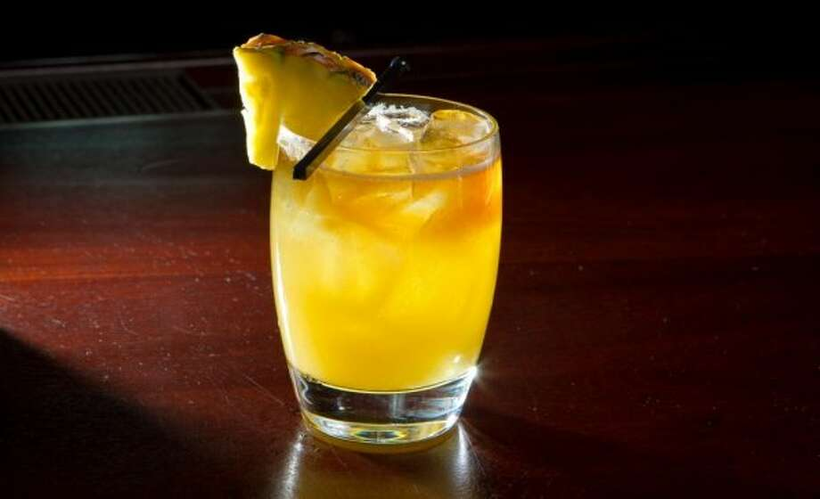 """The Mai Tai was invented in OaklandThe Polynesian-themed drink was first served in 1944 by Victor Bergeron in his legendary Bay Area restaurant Trader Vic's (more on Vic's later), when it was located in its original Oakland location. Mai Tai, which is spelled inMaita'i in its native Tahitian, translates to """"good."""" Photo: John Storey, Special To The Chronicle"""