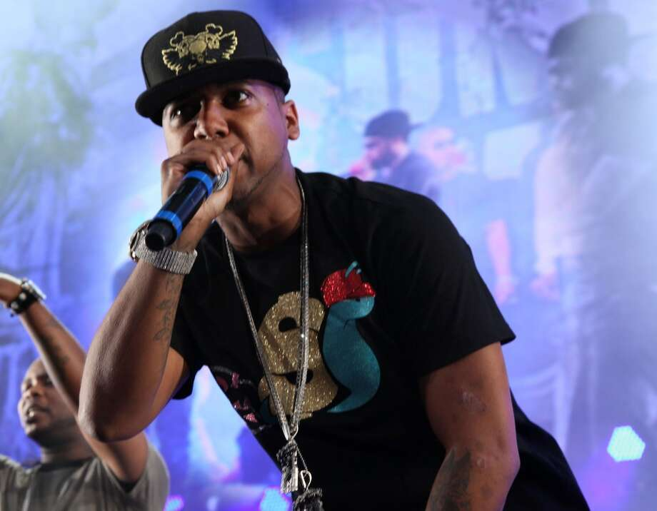 Rapper Juelz Santana is set to perform at the Connecticut Sneaker Show at Bridgeport's Webster Bank Arena on Sunday. Find out more.  Photo: Johnny Nunez, WireImage