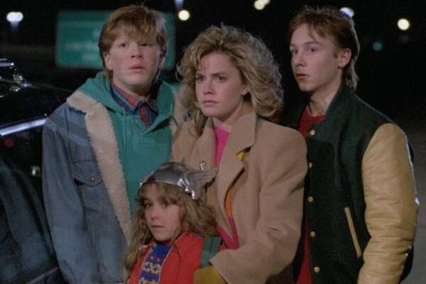 """Adventures on Babysitting"" – When Chris agrees to baby-sit for the Andersons after her boyfriend stands her up, it's hardly the boring night she expected. Chris takes the kids along on an errand to downtown Chicago, but one flat tire leads to an outrageous all-night fiasco. Available May 1"