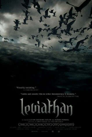 """""""Leviathan"""" – In the very waters where Melville's Pequod gave chase to Moby-Dick, this haunting documentary -- shot on a dozen cameras and presented with no spoken commentary -- captures the collaborative clash of man, nature and machine.Available Now! Photo: Netflix"""