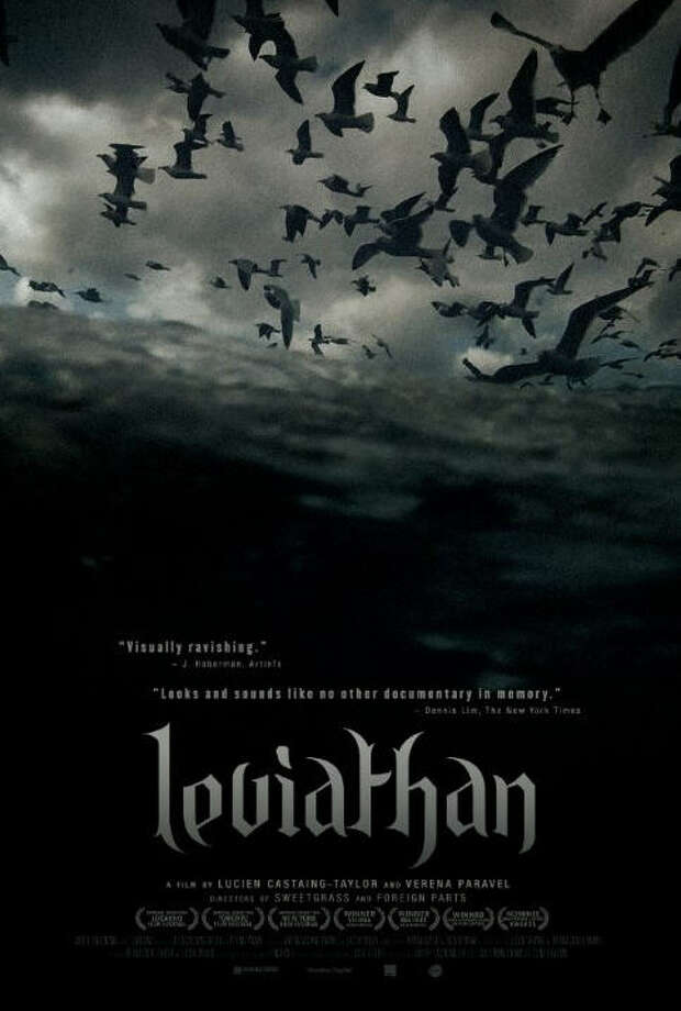 """Leviathan"" –In the very waters where Melville's Pequod gave chase to Moby-Dick, this haunting documentary -- shot on a dozen cameras and presented with no spoken commentary -- captures the collaborative clash of man, nature and machine. Available Now! Photo: Netflix"