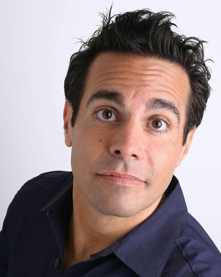 Mario Cantone started in comedy but is stretching his wings on Broadway. Photo: Wells Fargo Center For The Arts