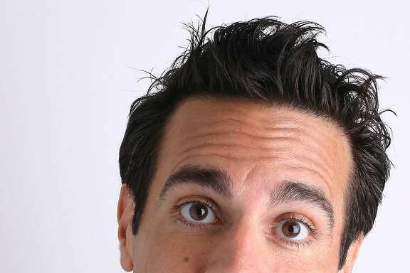 """Comedian and actor Mario Cantone, best known for his supporting role on """"Sex and the City,"""" brings is comedy and musical cabaretl act to the Wells Fargo Center for the Arts in Santa Rosa on Friday. Photo courtesy of the Wells Fargo Center for the Arts."""