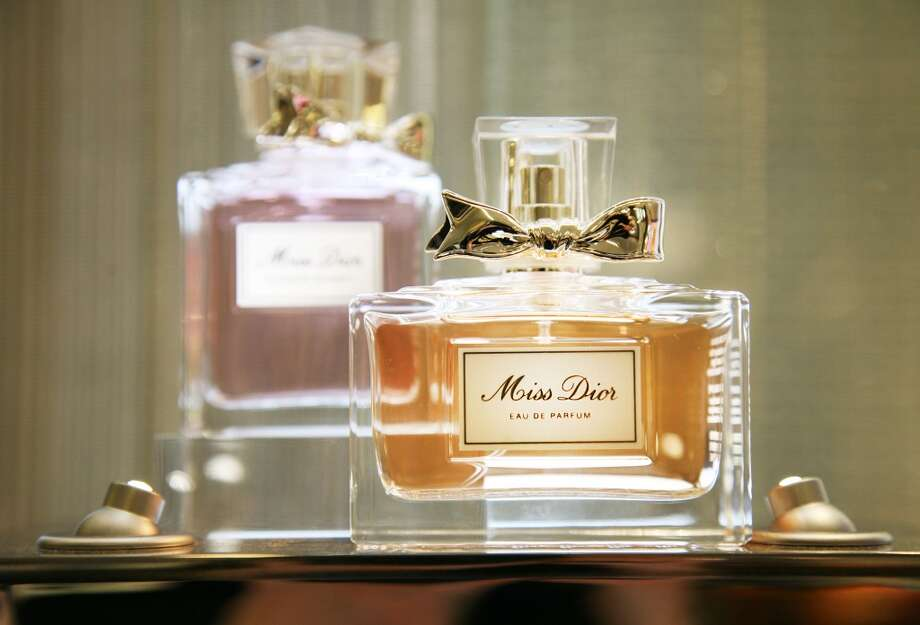 Look sweet, smell sweet: Fragrance is also a component of the new Dior boutique at Bloomingdale's. Photo: Courtesy Of Dior