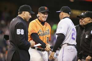 Nats interested in Giants coach for managerial opening - Photo